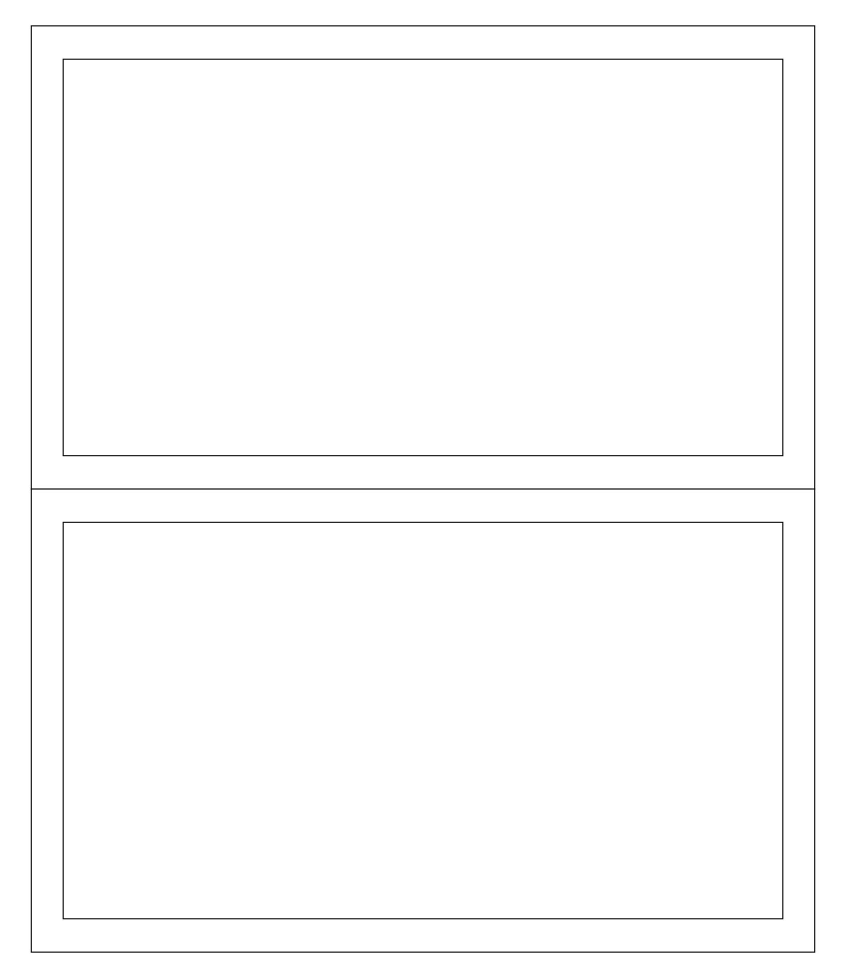 Blank Card Template For Word