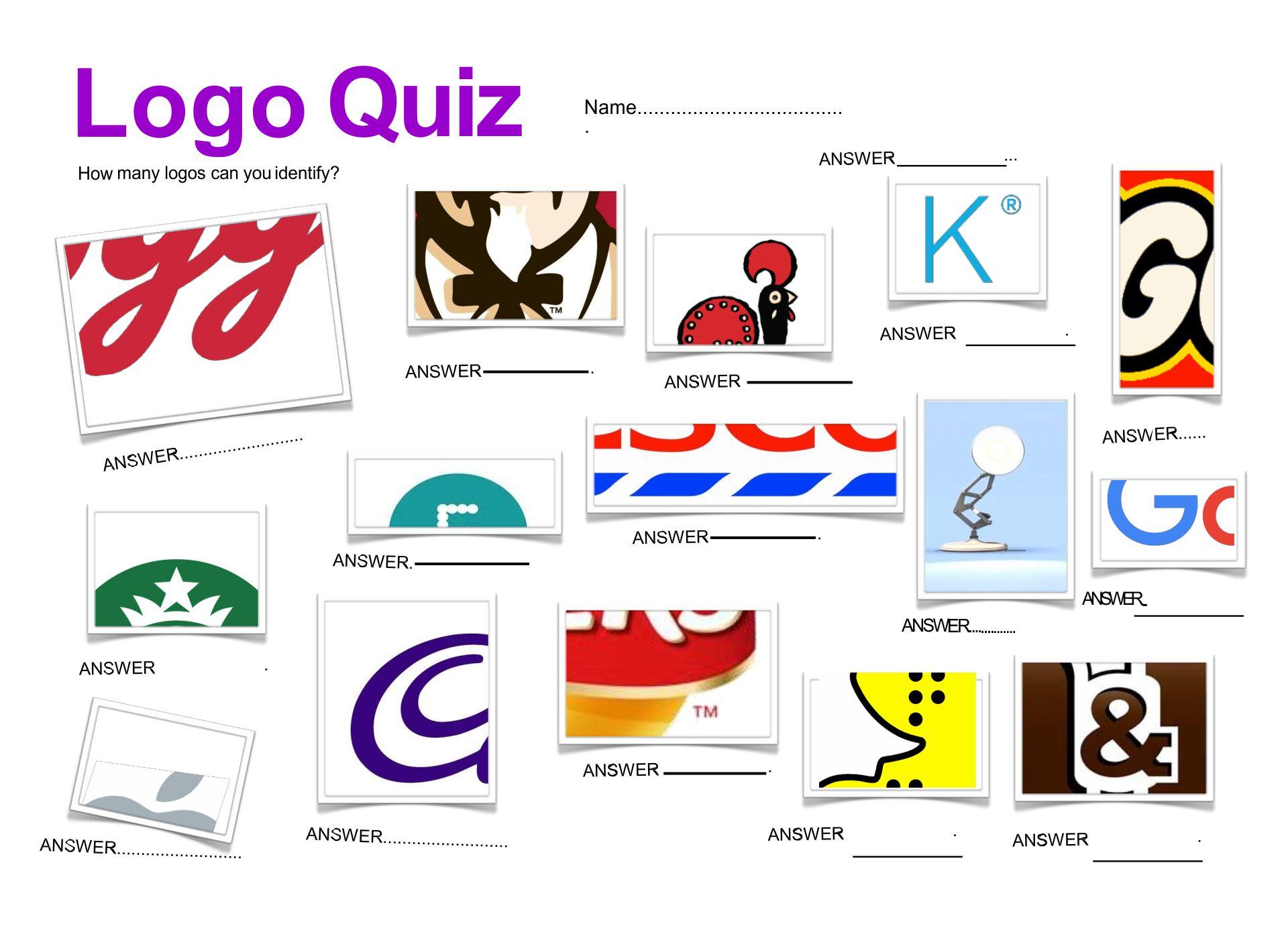 Logo Quiz Games Online