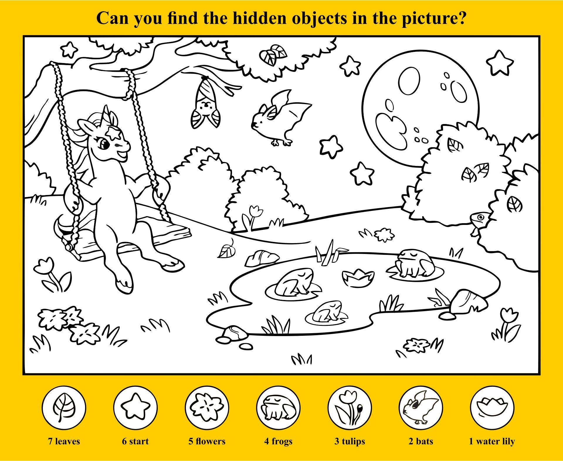 Free Online Hidden Object Games Unblocked
