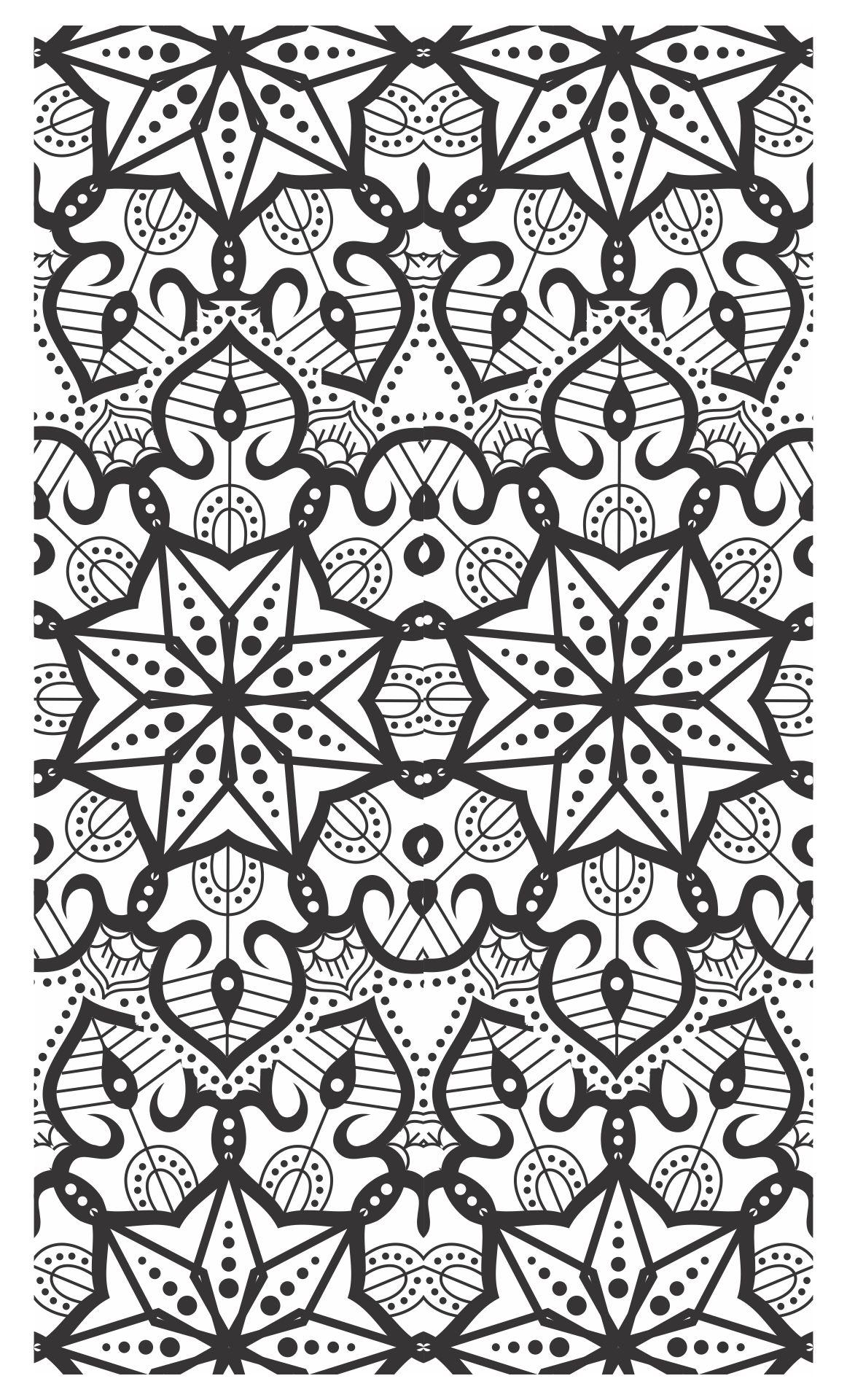 Free Printable Zentangle Patterns