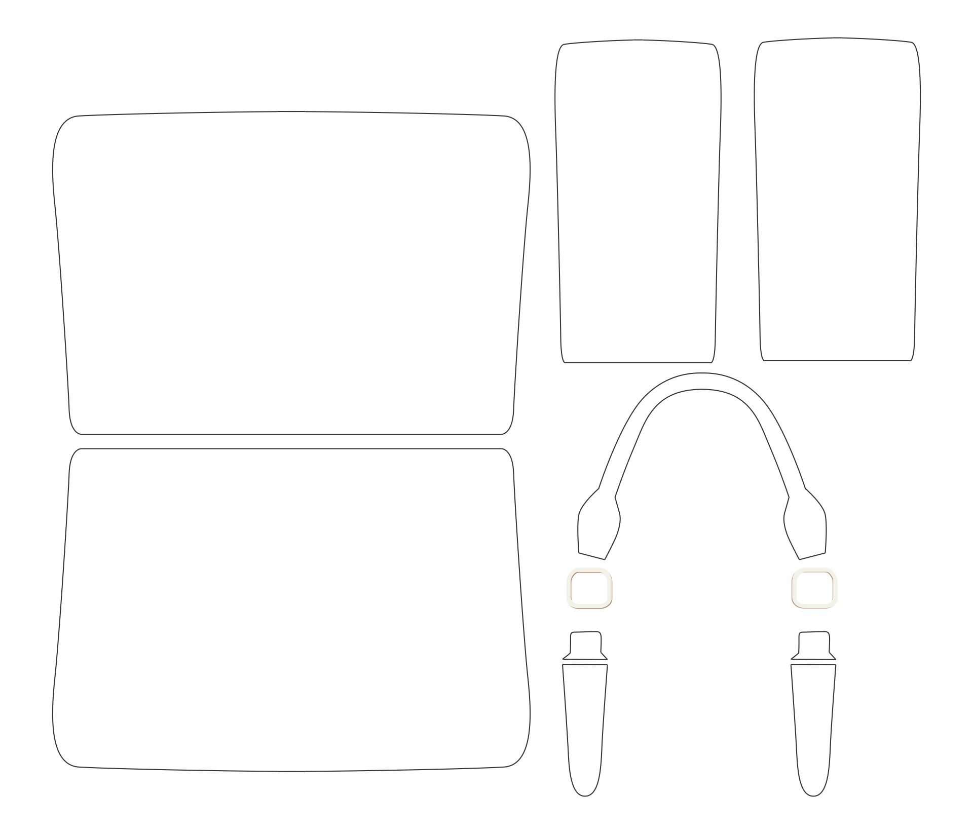 Patterns For Leather Bags