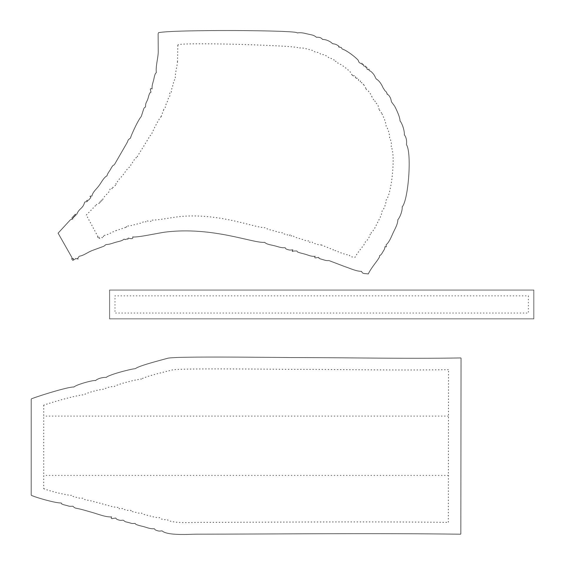Printable Sewing Pattern For Doo Rag