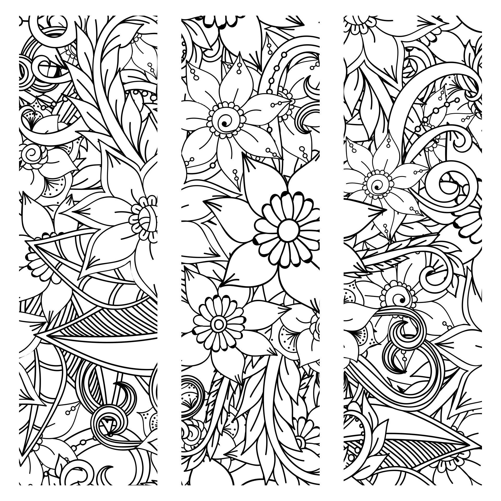 Printable Zentangle Templates