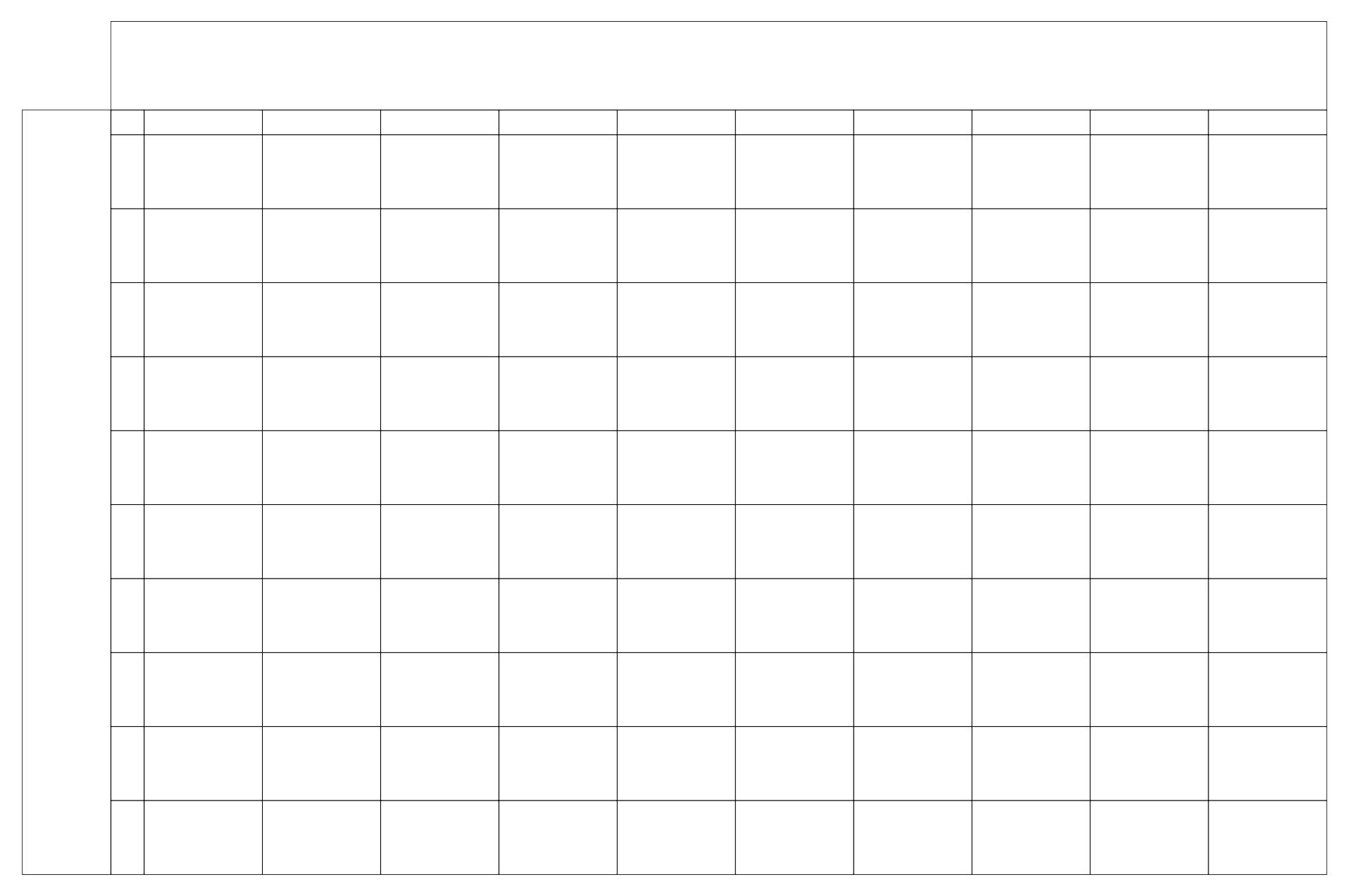 Super Bowl Squares Grids