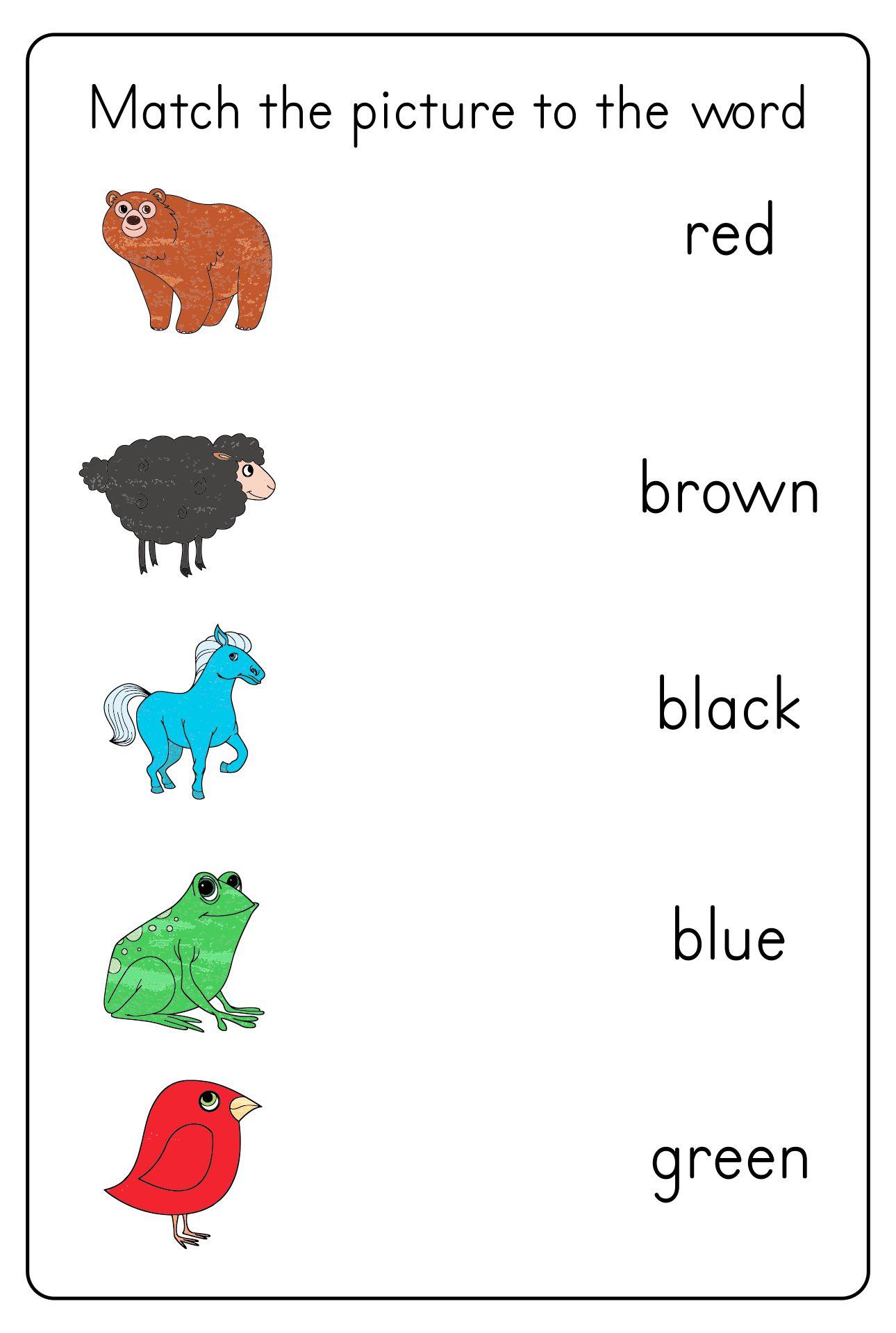 Brown Bear Brown Bear Literacy Activities