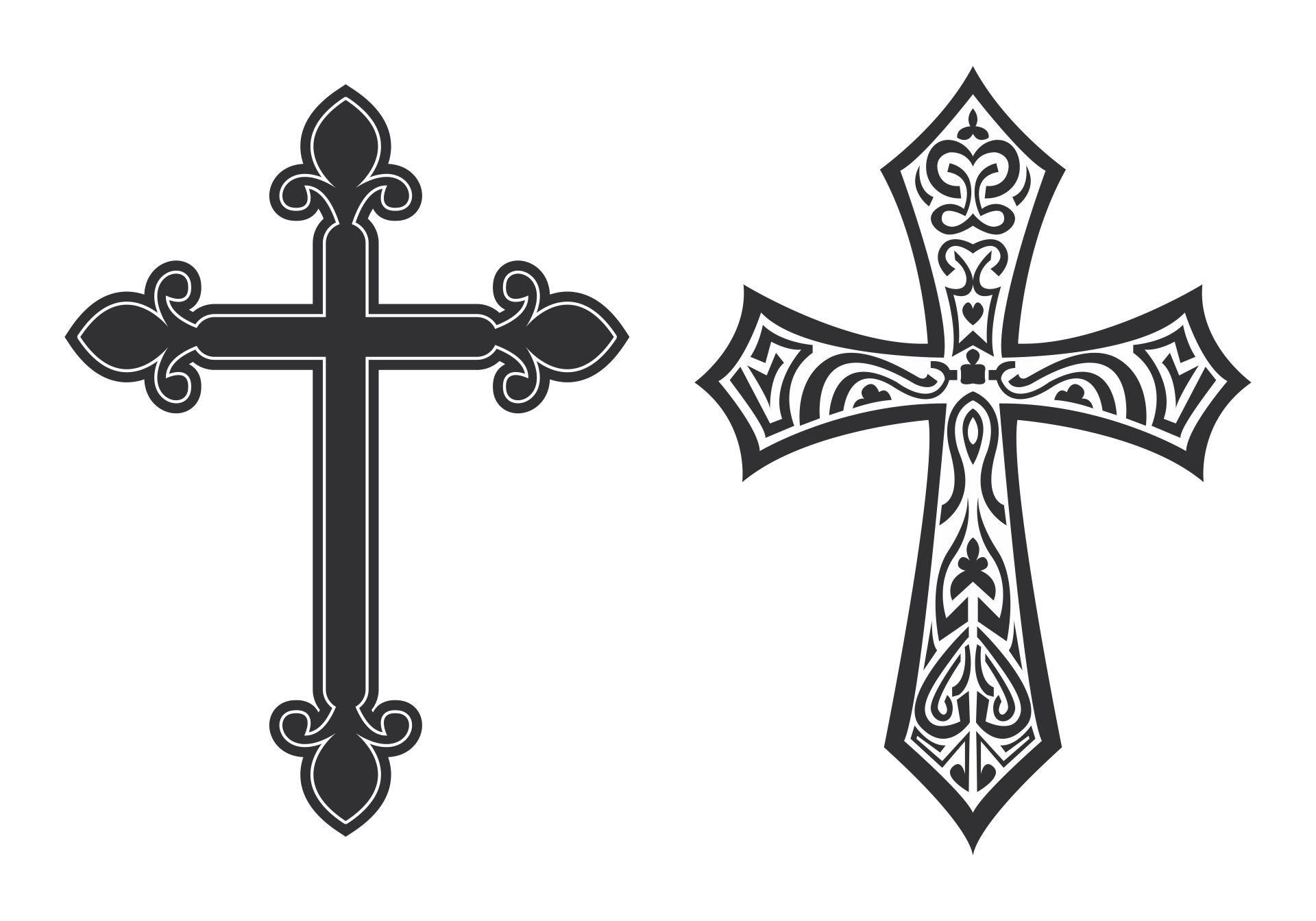 Cross Stencil Printable