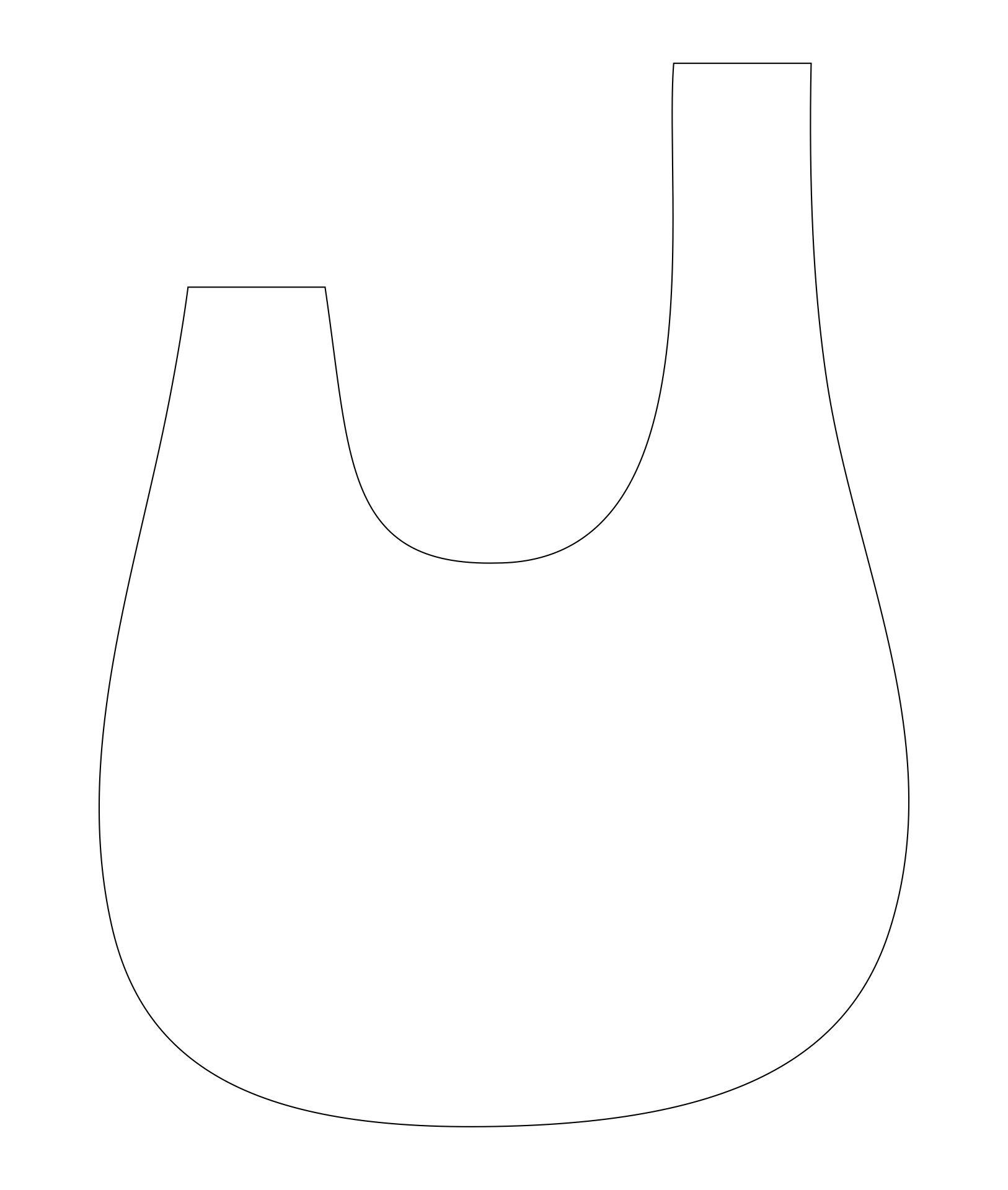 Japanese Knot Bag Sewing Pattern