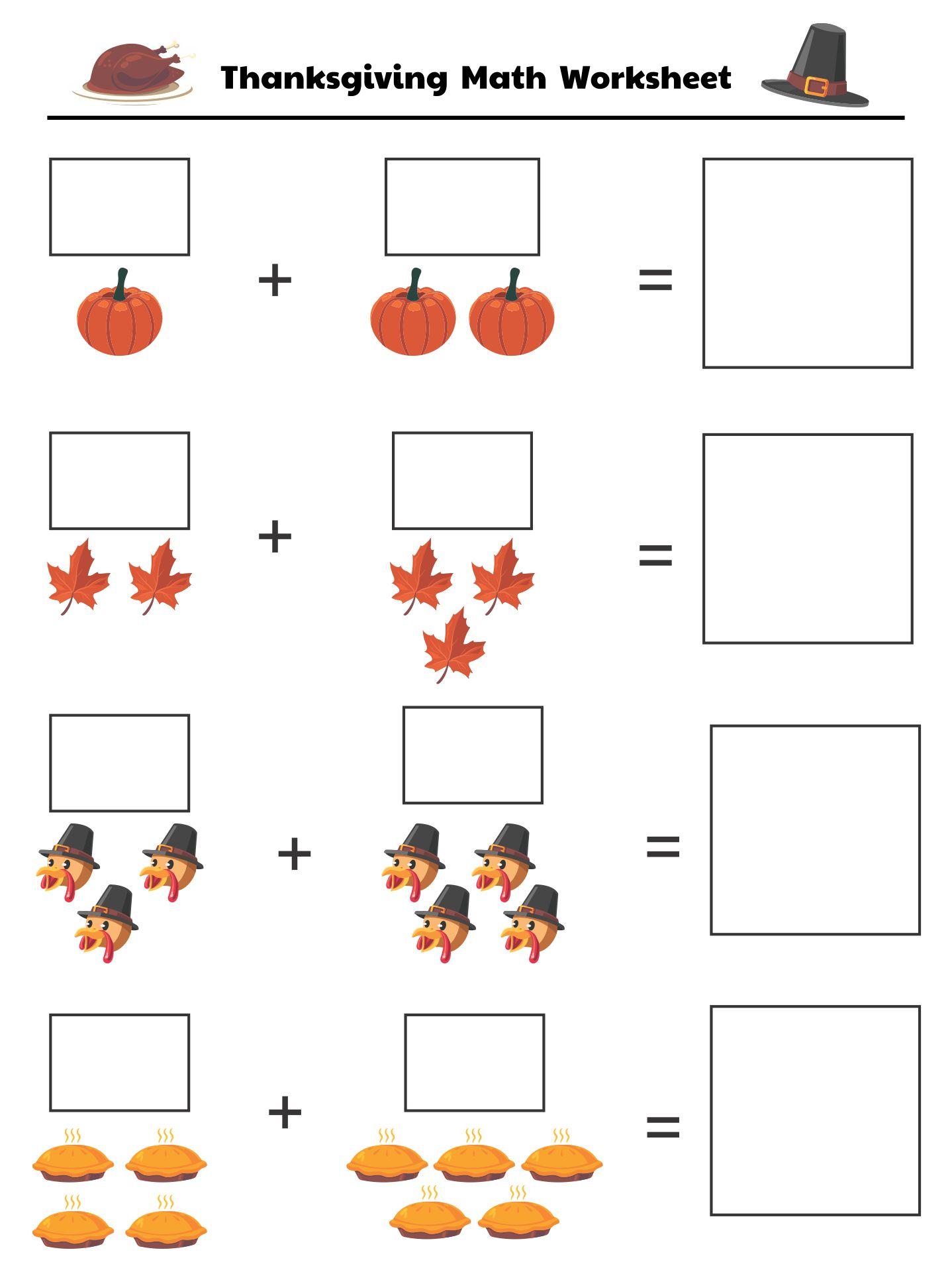 Thanksgiving Math Brain Teasers