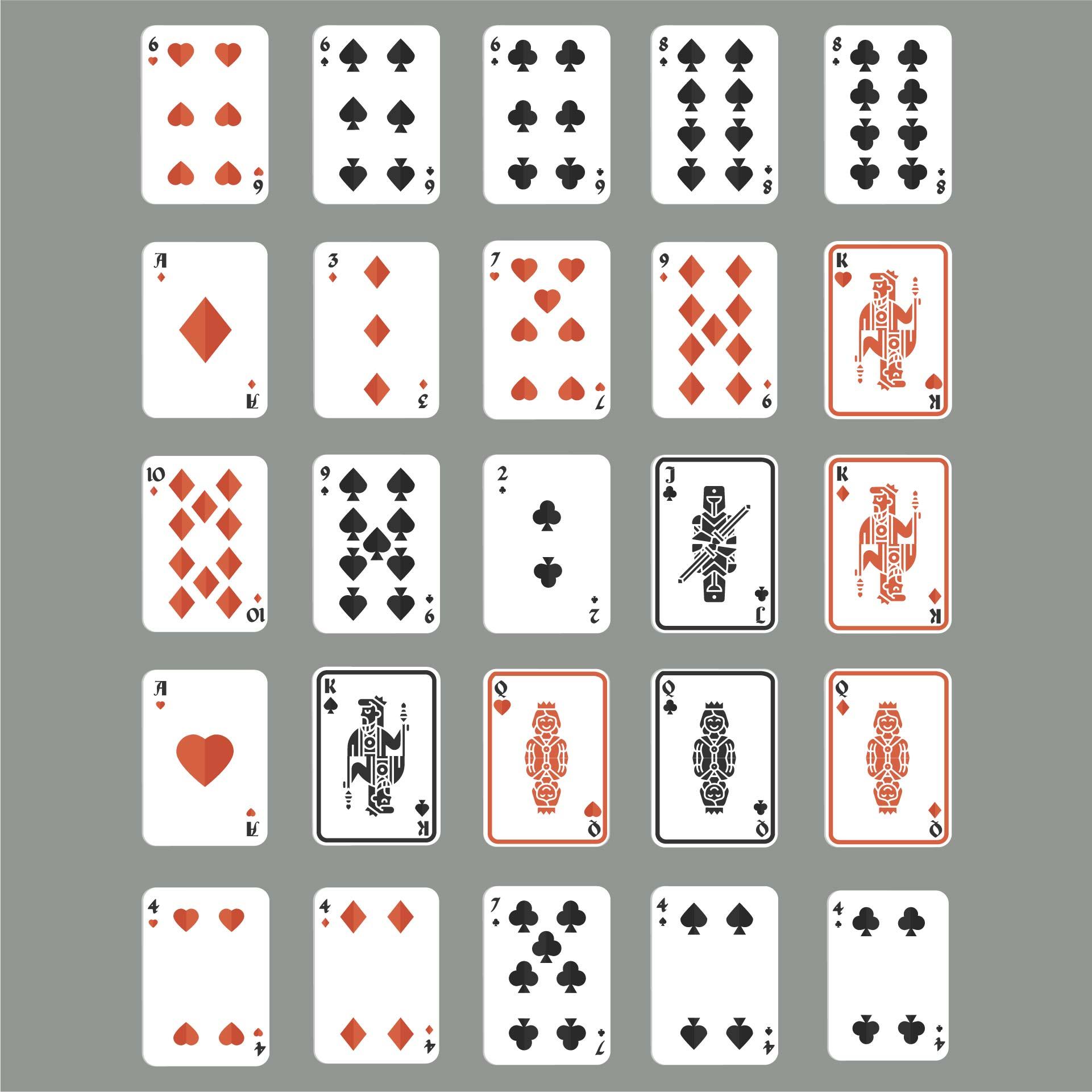 Free Printable Pokeno Game Boards