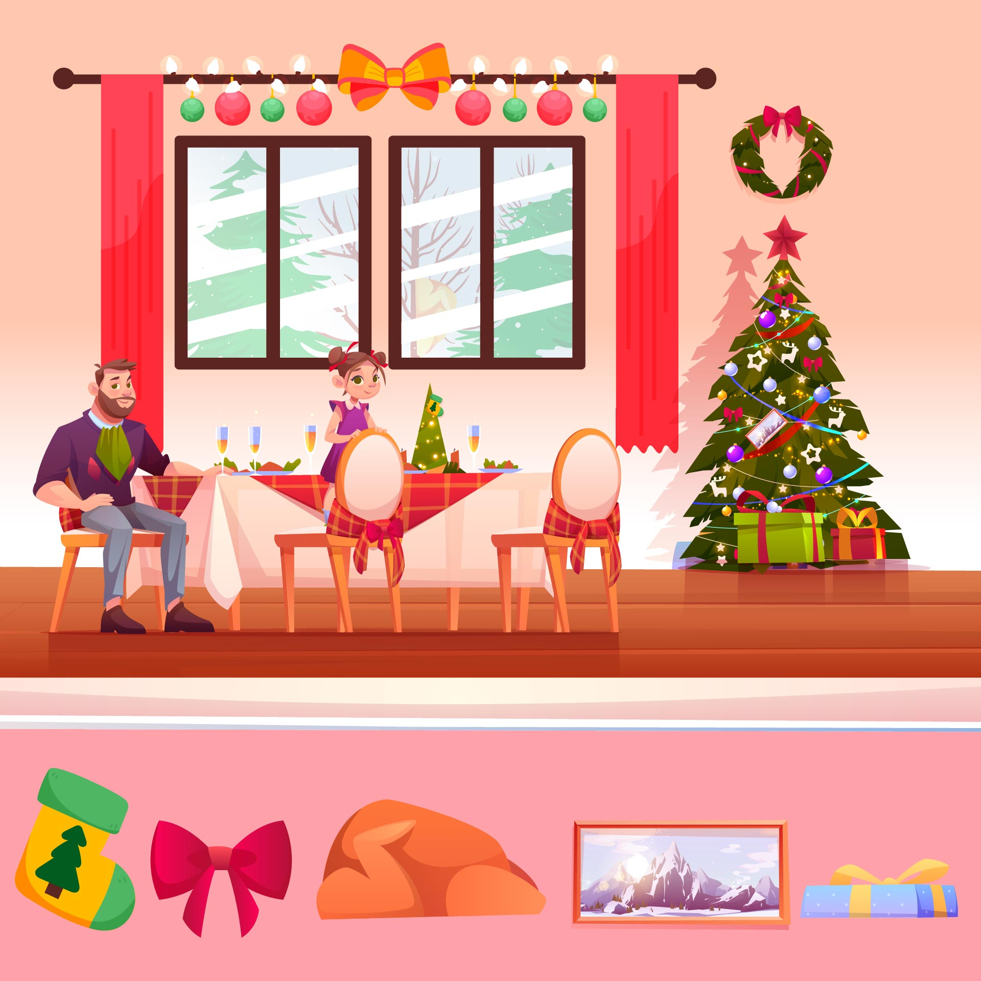 Engaging Hidden Picture Puzzles