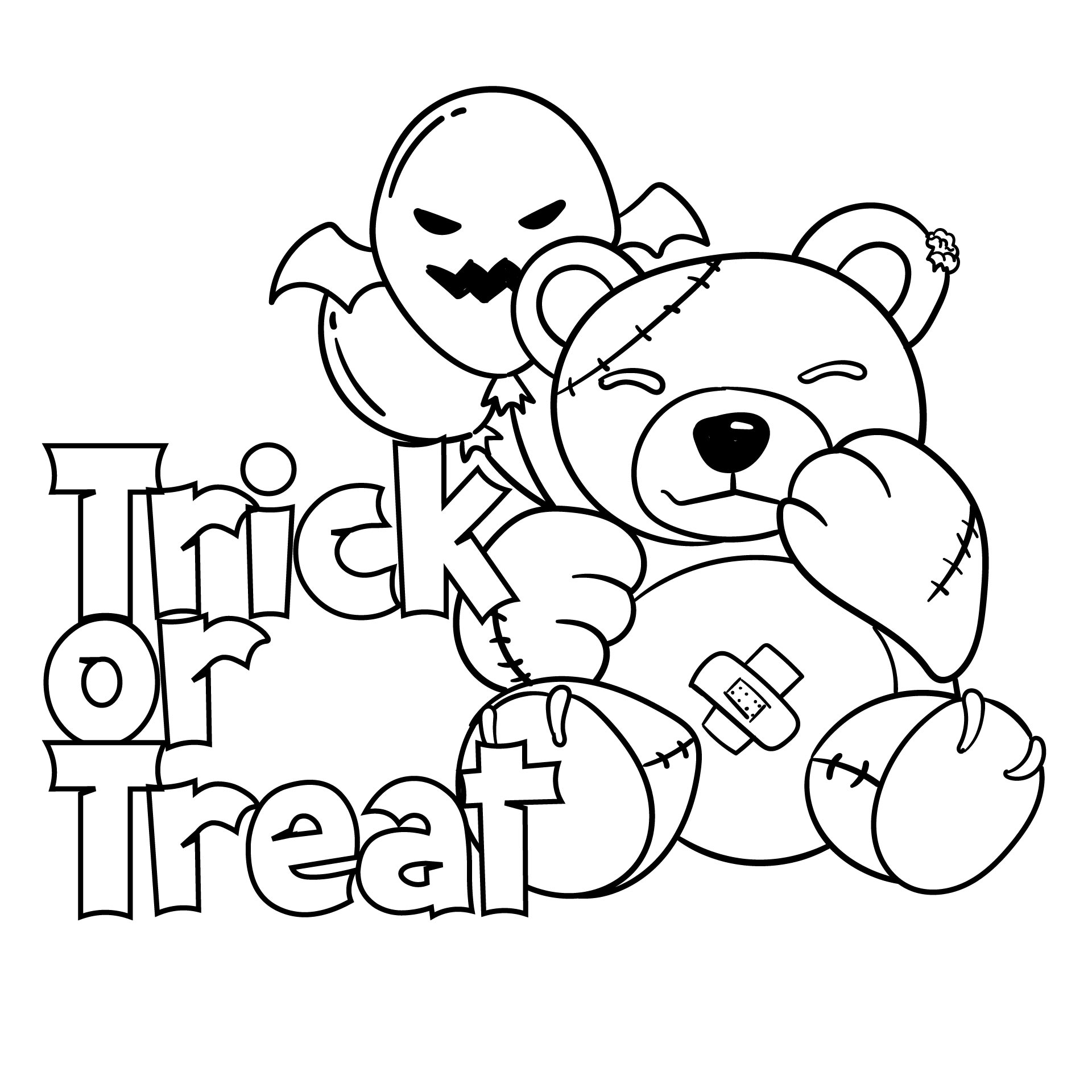 Free Halloween Printables For Toddlers