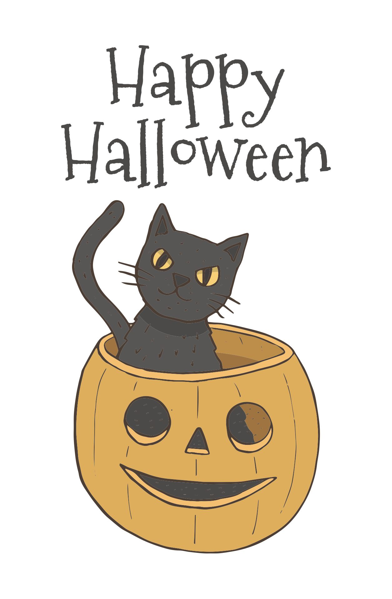 Halloween Free Printable Clip Art For Kids