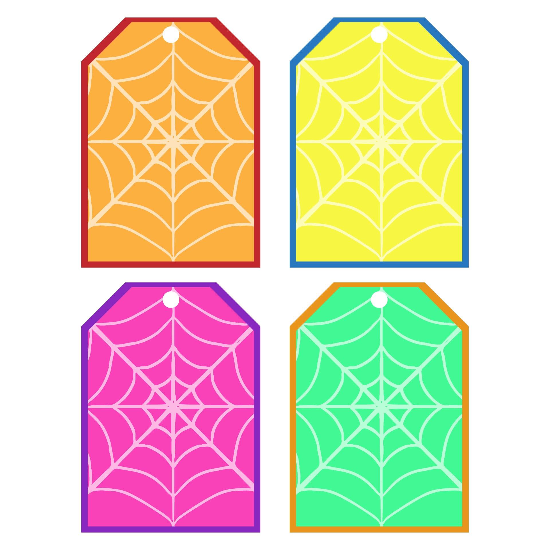 Happy Halloween Gift Tag Free Printable