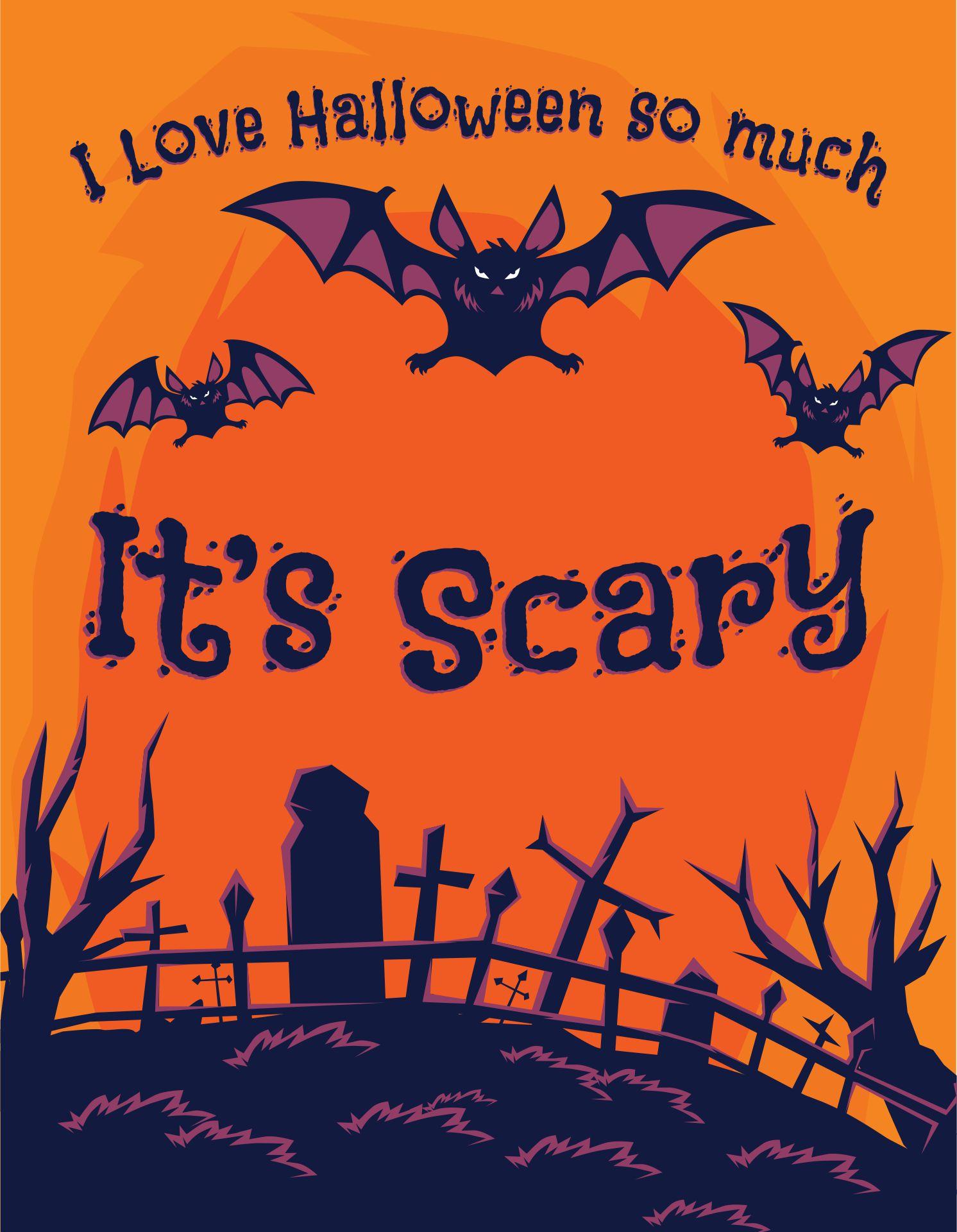 Scary Halloween Sayings For Signs Printable