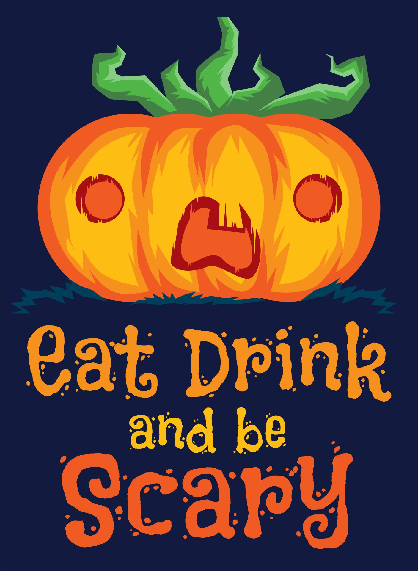 Scary Signs For Halloween Printable