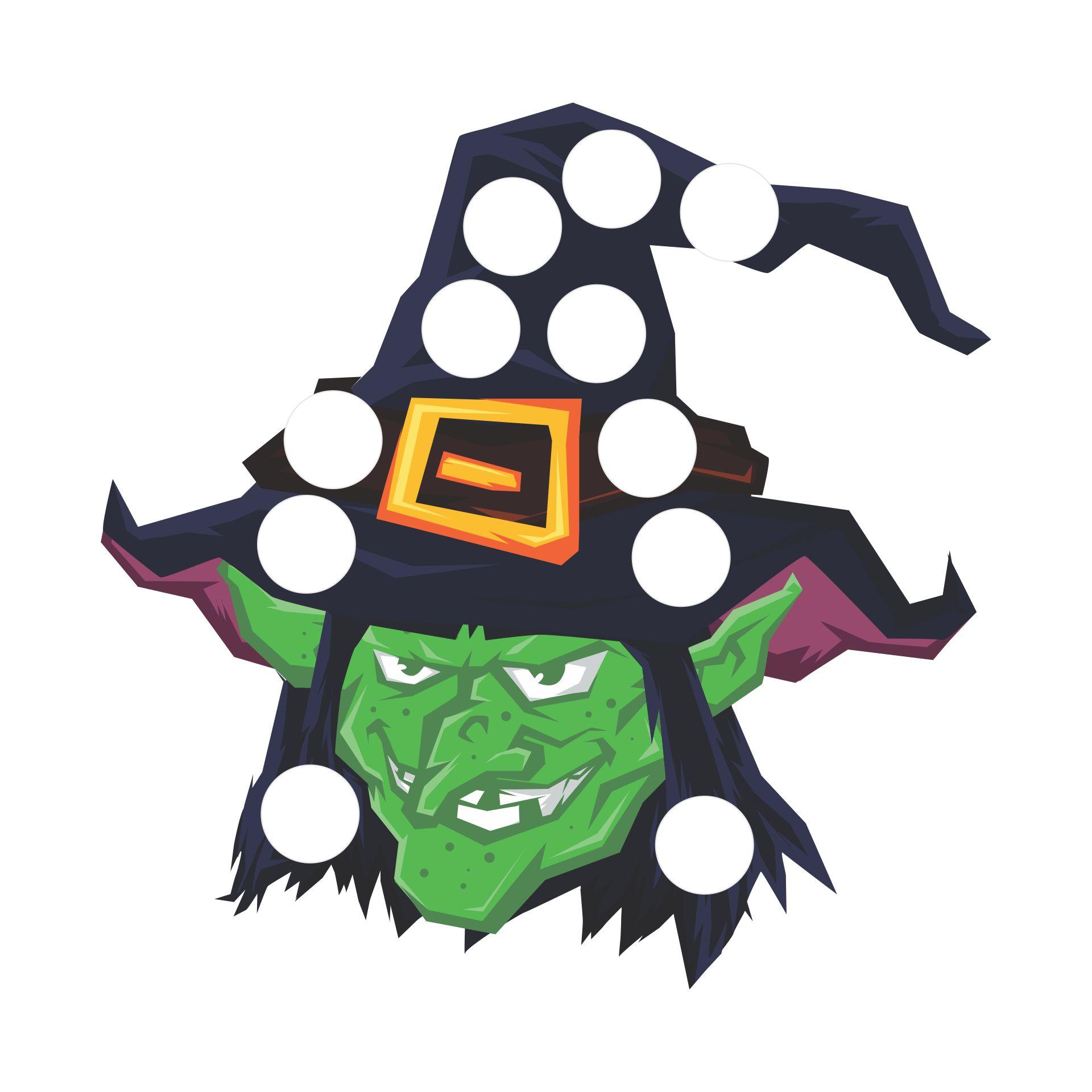Spooky Fun Halloween Do A Dot Printables