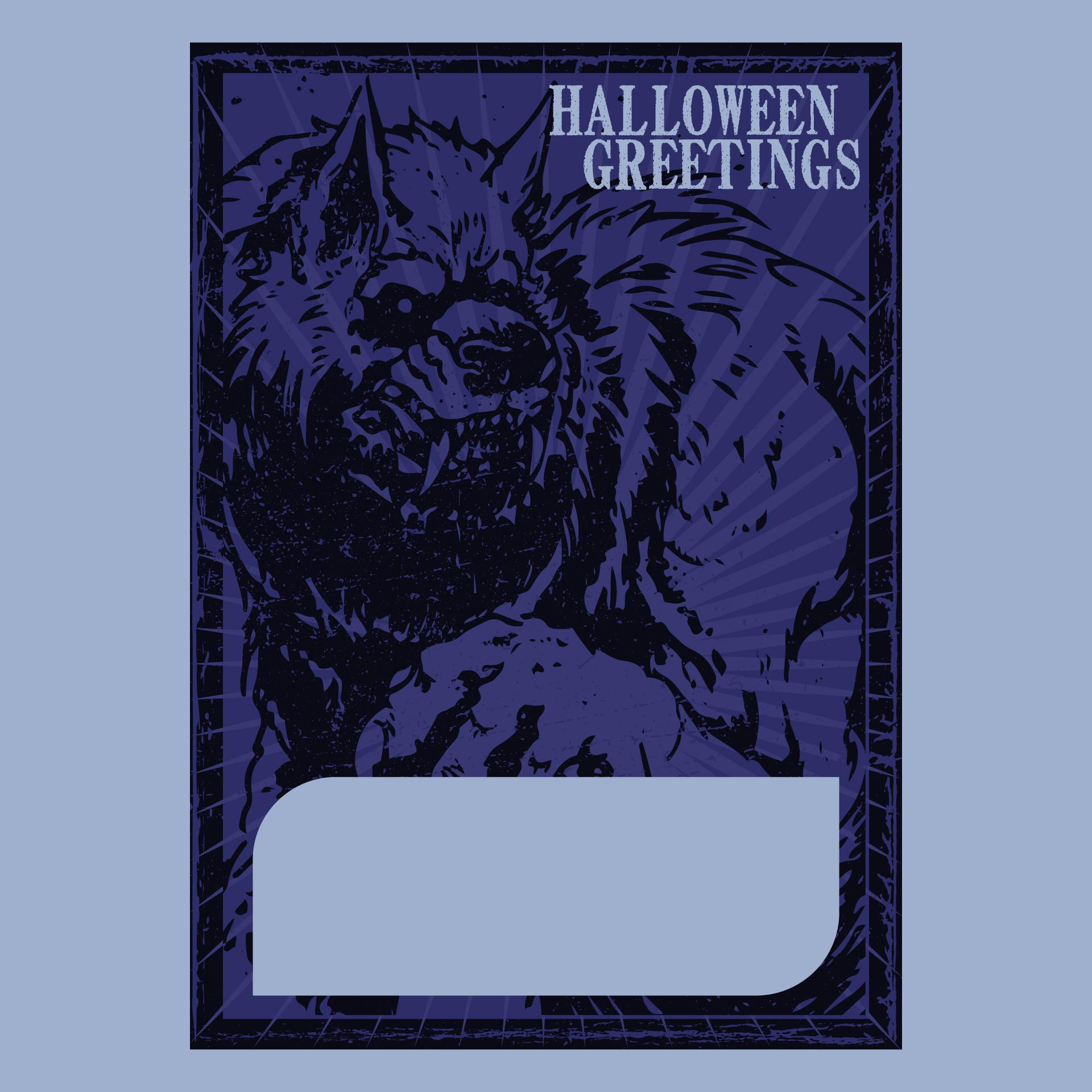 Vintage Halloween Greeting Cards