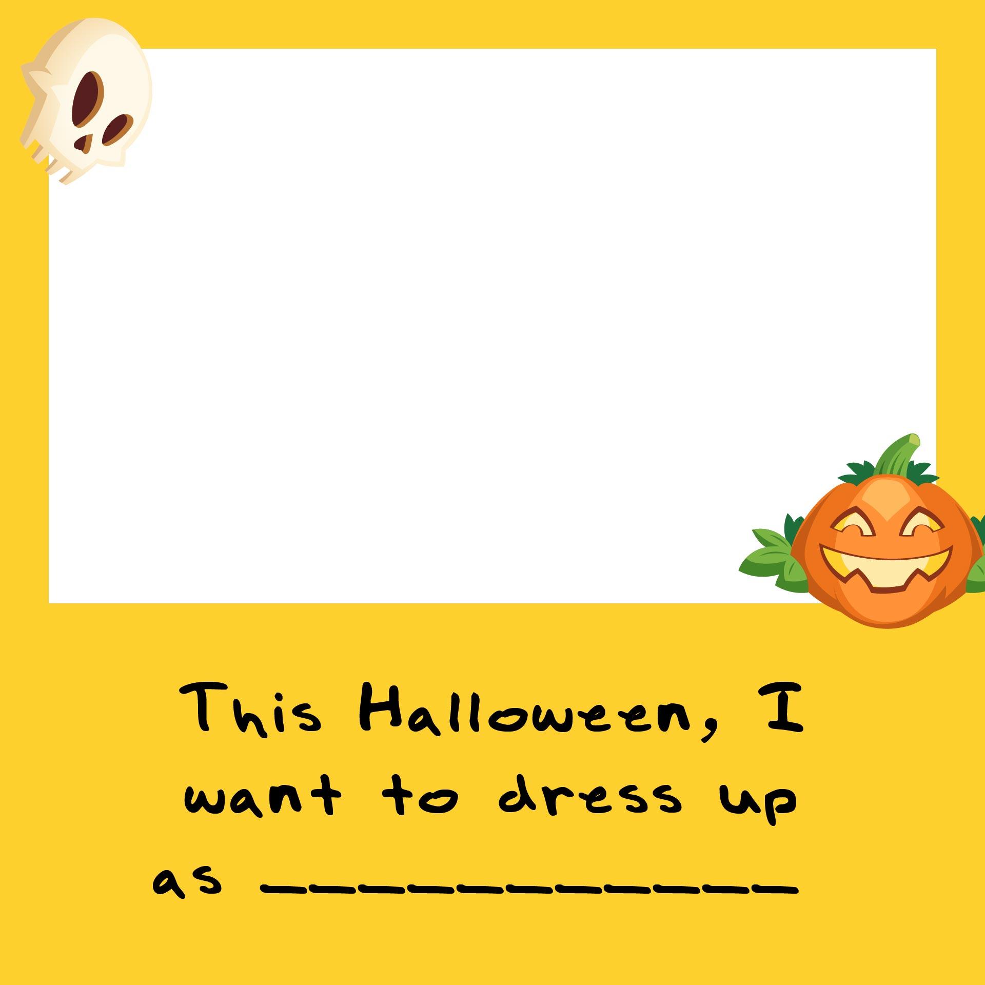 Printable Halloween Writing Worksheets For Kindergarten