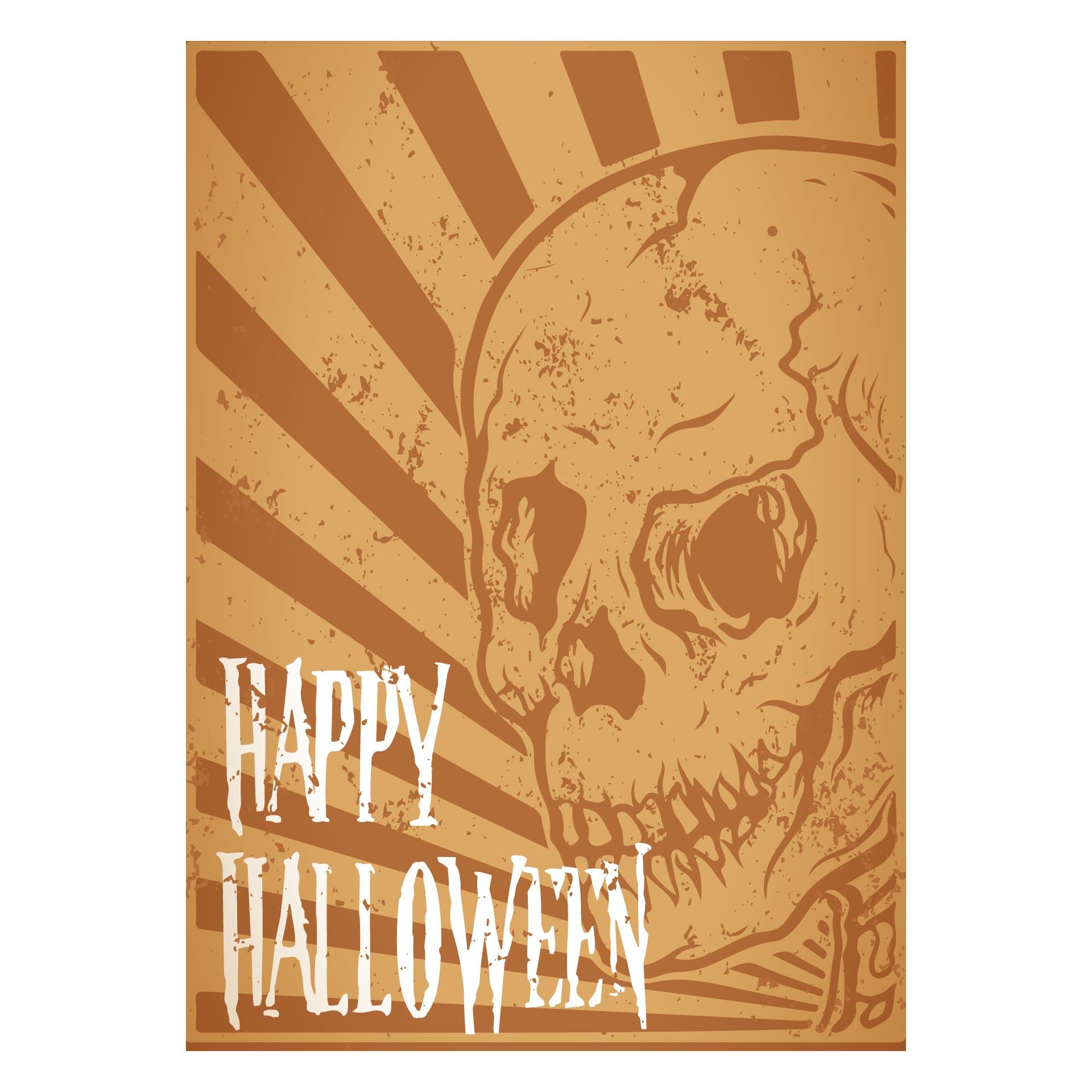 Vintage Halloween Postcards Images