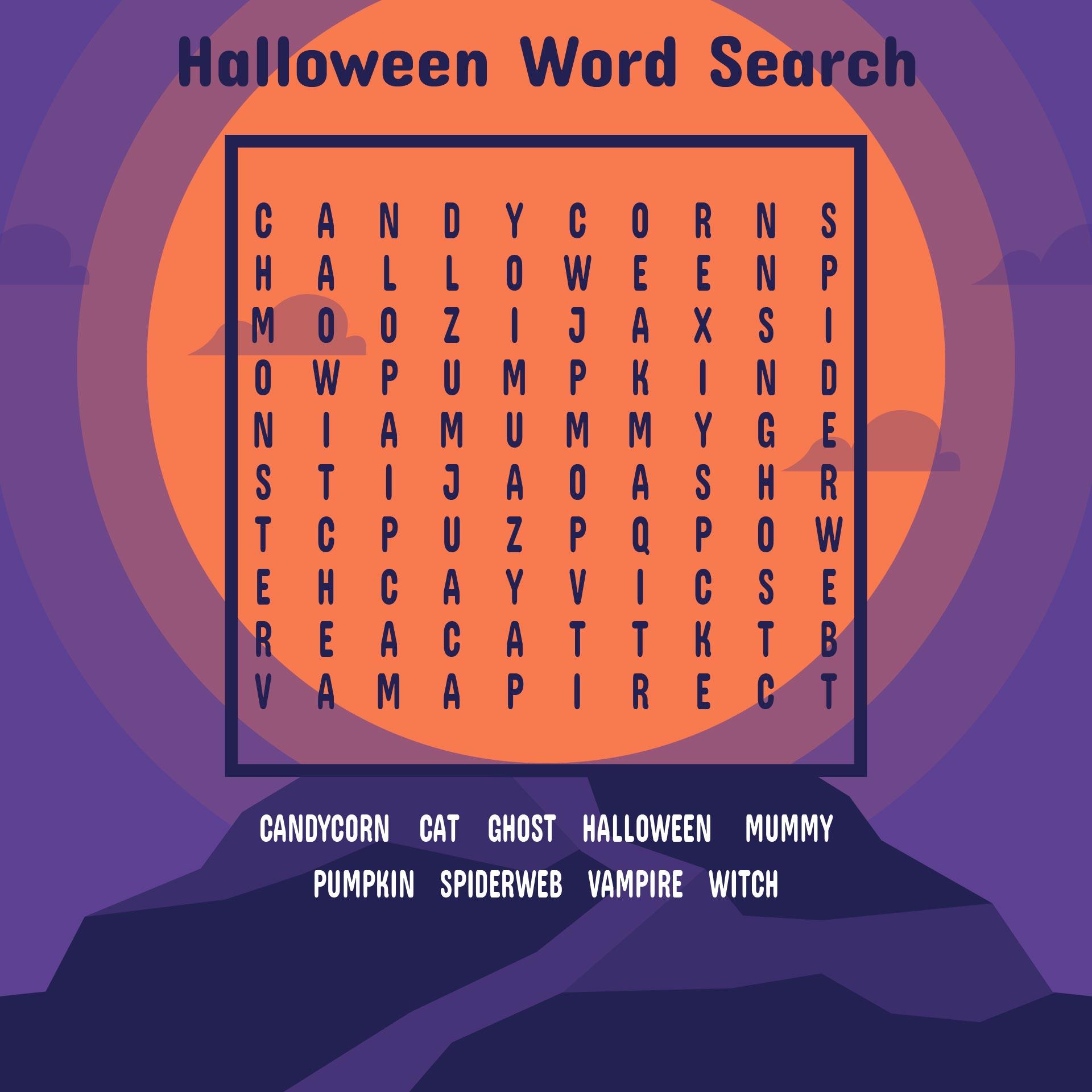 4th Grade Halloween Worksheets Free Printables