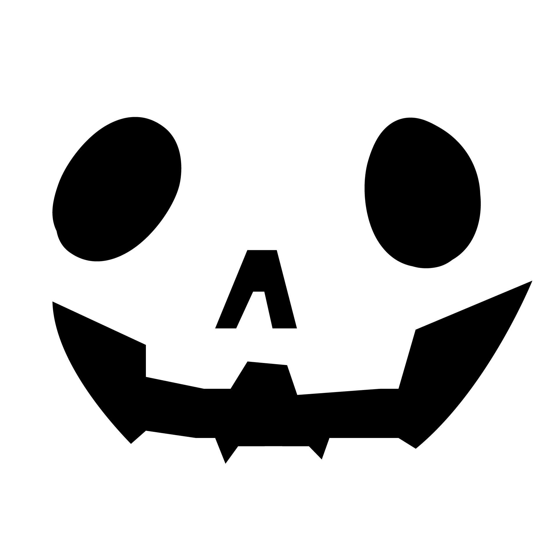 Printable Halloween Free Pumpkin Carving Stencils
