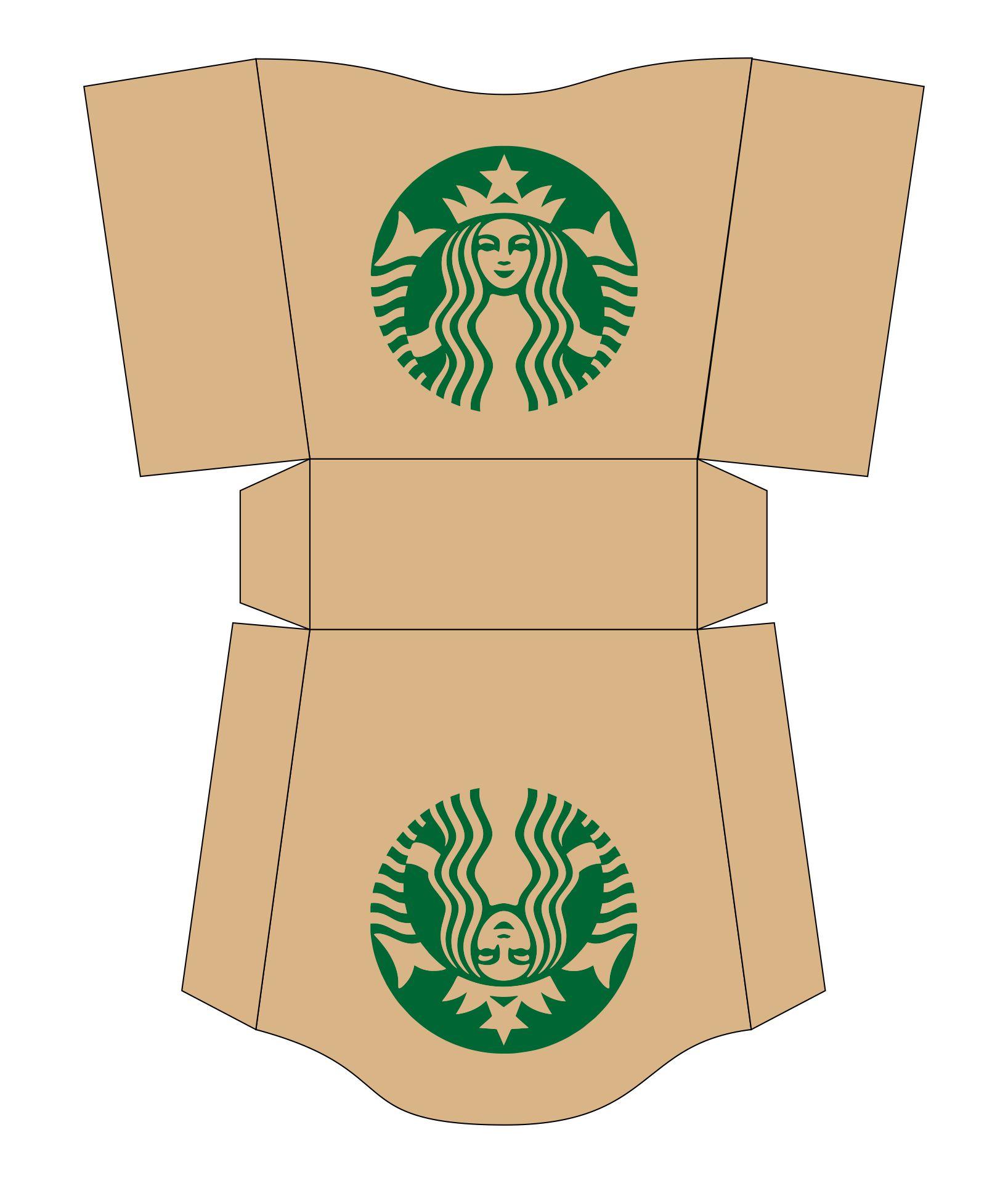 Starbucks Miniature Printables