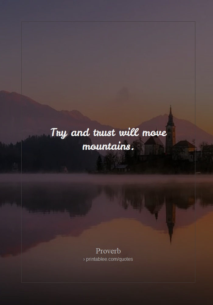 15 Must Read Quote Images About Trust For Our Inspiration