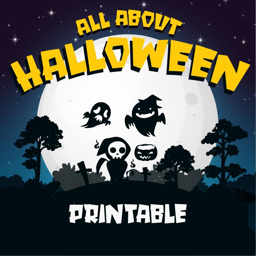 Halloween Event Printable