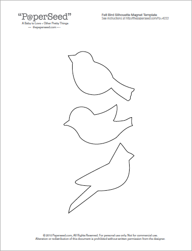 bird templates to cut out - 7 best images of paper bird cutouts printable free