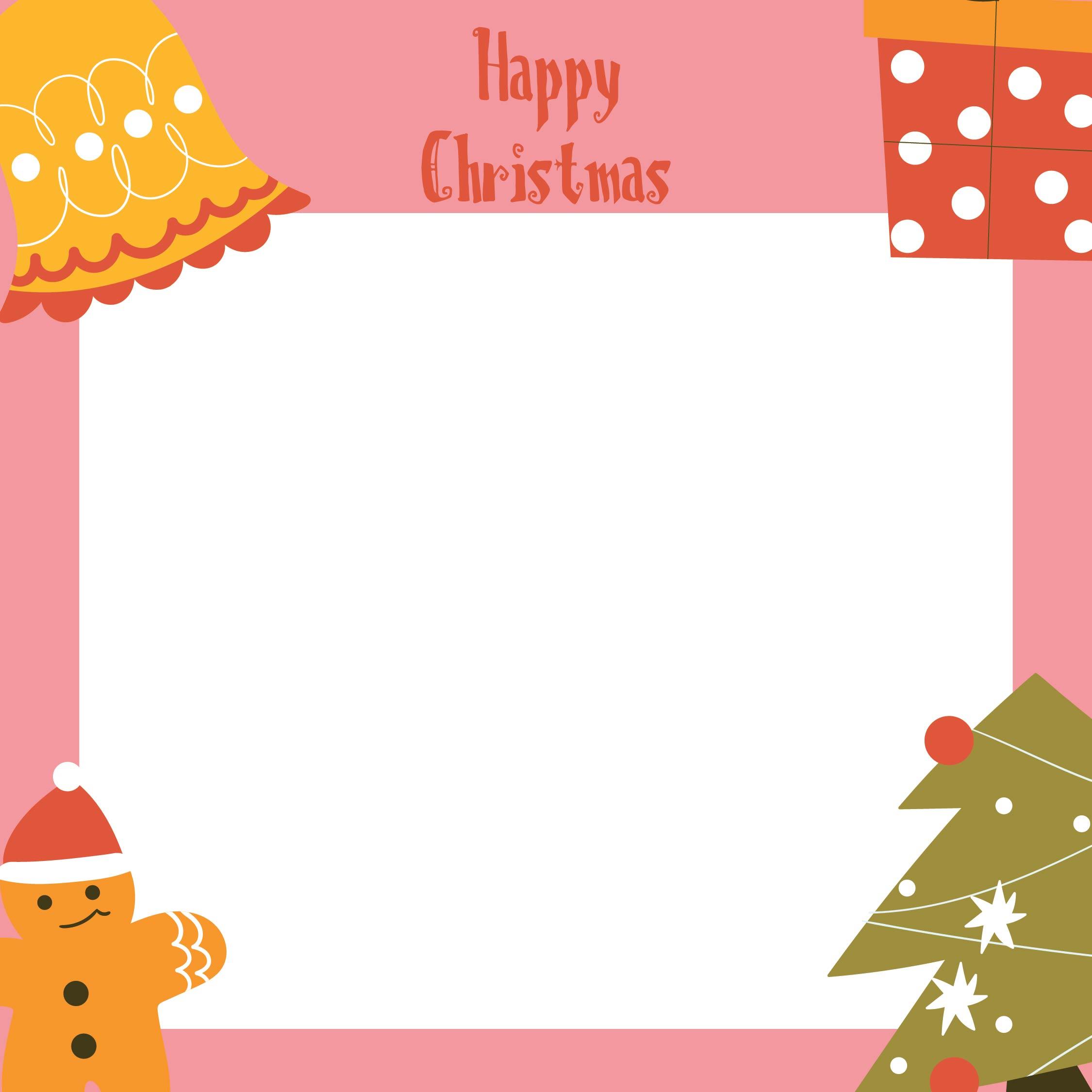 Cute Christmas Card Printables Free