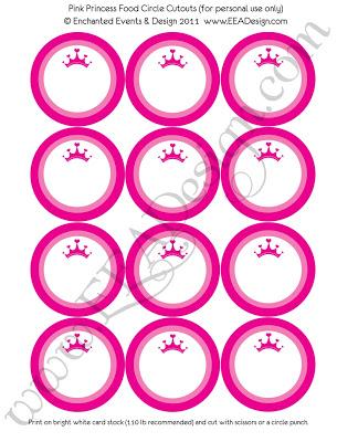 Disney Princess Cutouts Printables Free