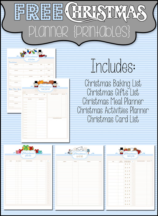 7 Images of Owl Mom Organizer Planner Printables
