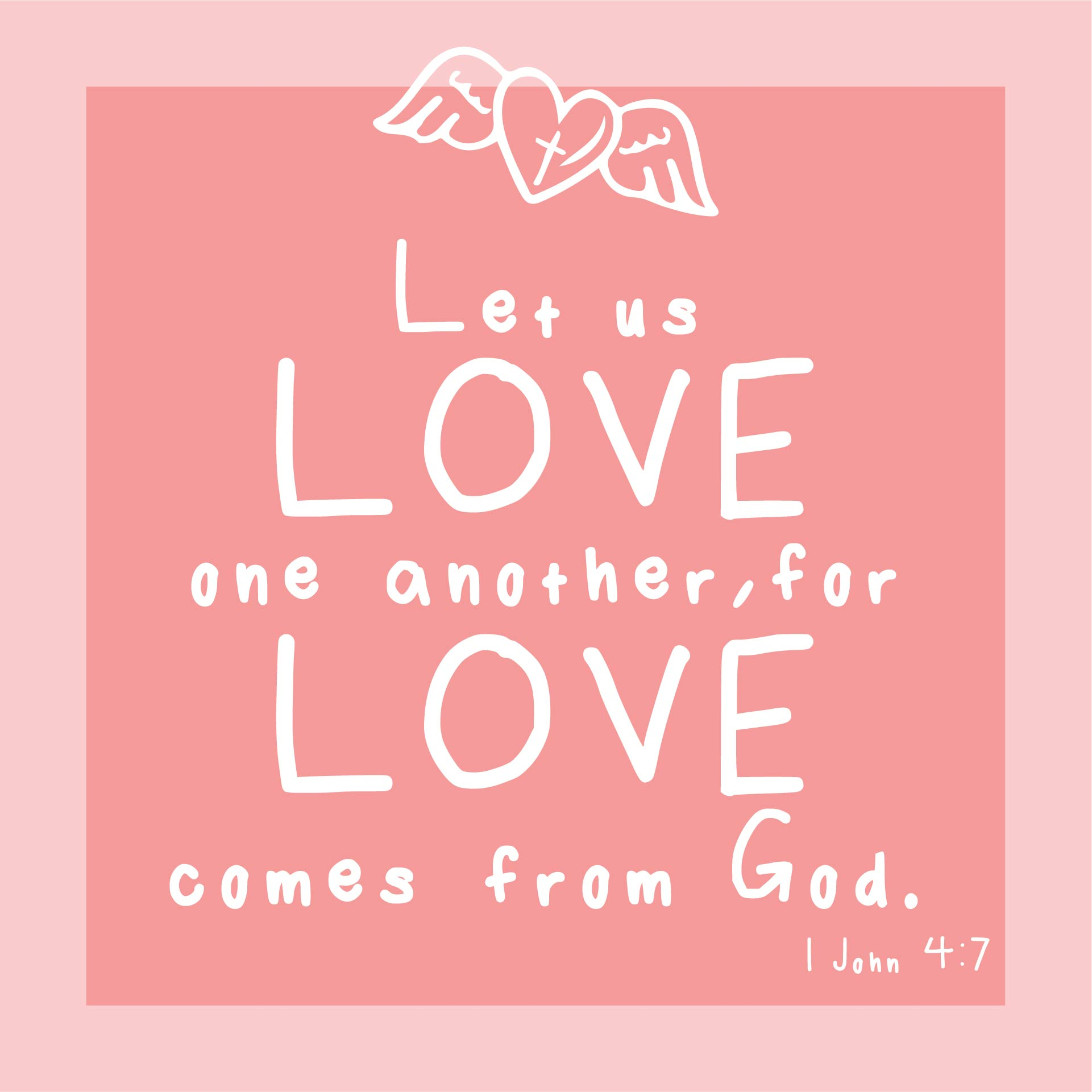 Printable Scripture Valentines