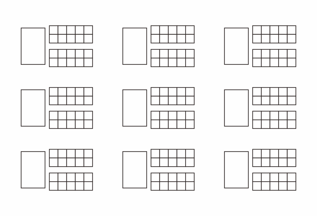 Kindergarten Ten Frame Teen Number Worksheets