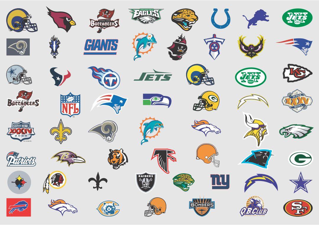 NFL Football Team Logo