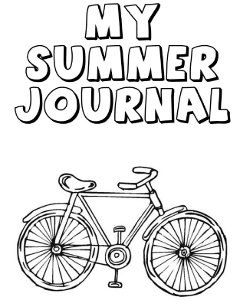Printable Summer Journal
