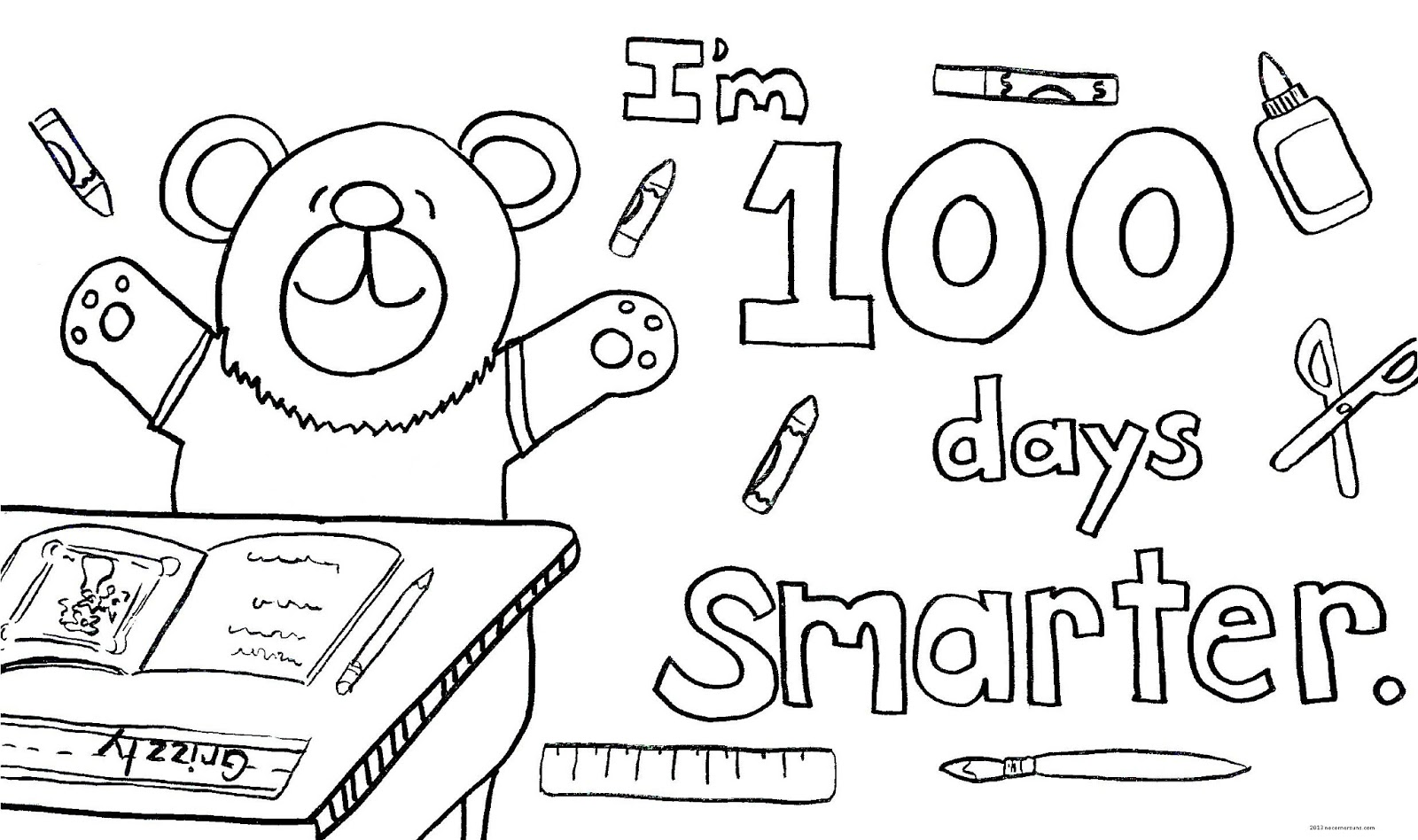 Kindergarten 100 Days Of School Worksheets the teacher s guide – 100th Day of School Math Worksheets