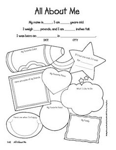 7 best images of kindergarten student teachers from my favorite things printable teacher. Black Bedroom Furniture Sets. Home Design Ideas