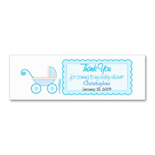 10 best images of stroller baby shower favor tags for Free printable baby shower favor tags template