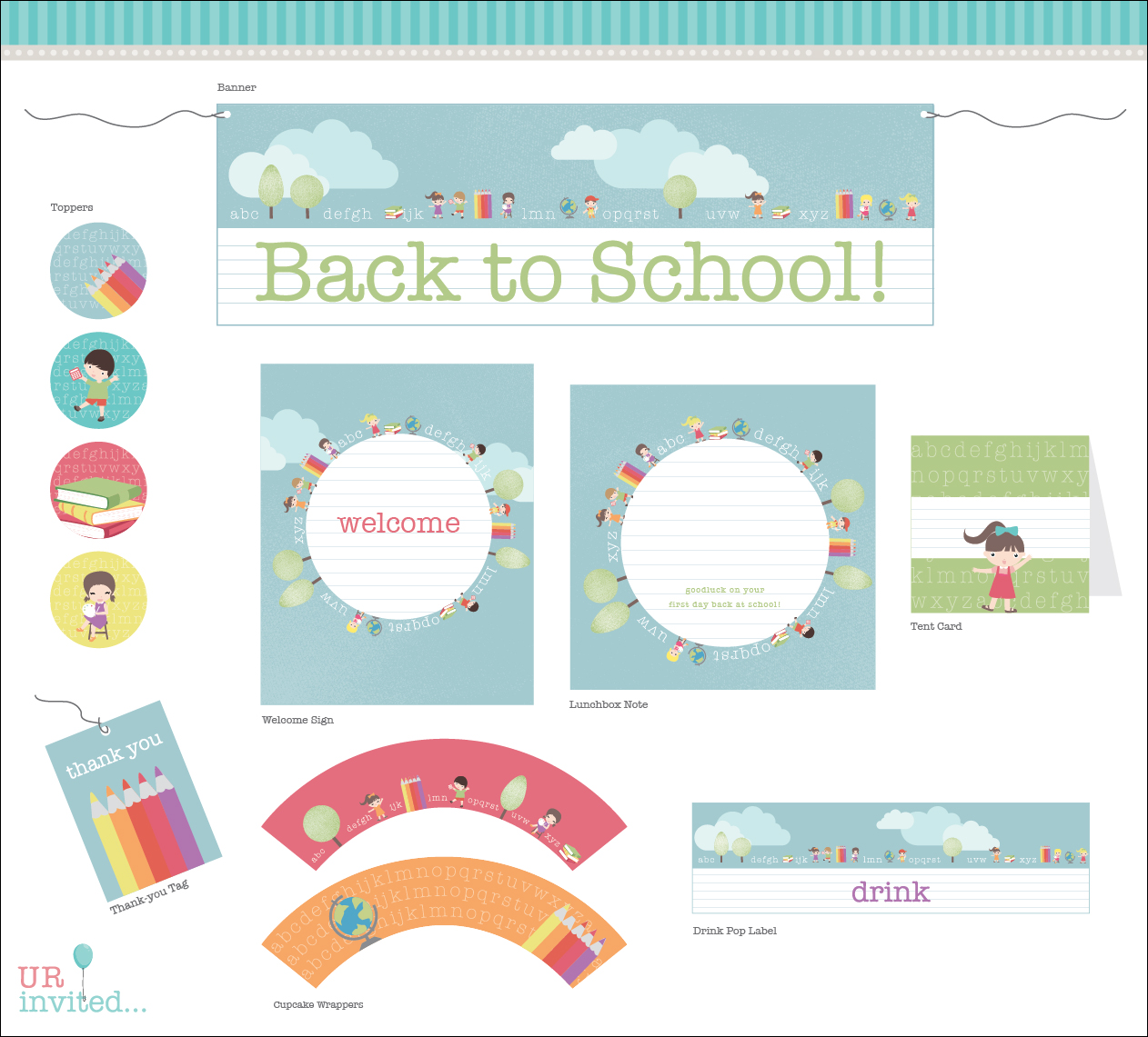 7 Images of Free School Printables