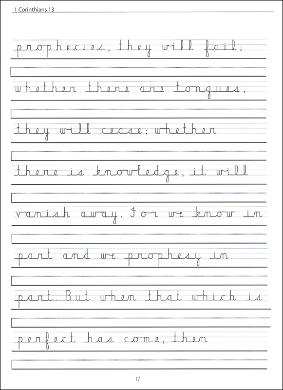 Number Names Worksheets cursive handwriting booklet : Cursive writing homework sheets
