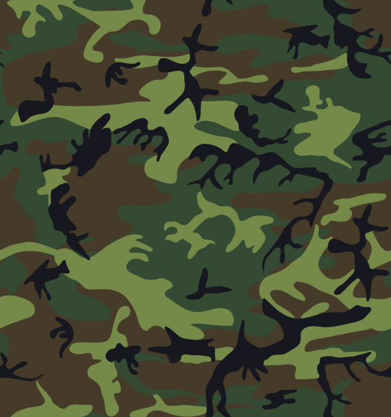 9 Images of Camouflage Pattern Printable