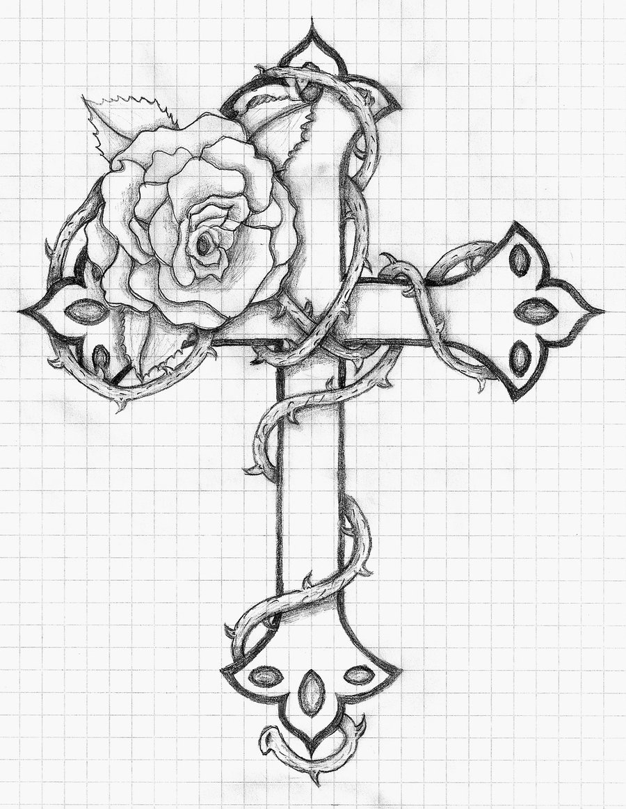 coloring pages cross eume