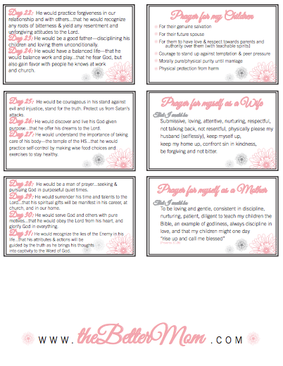 9 Images of Free Printable Daily Prayers