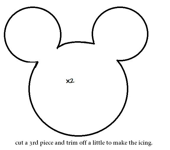Best Images of Minnie Mouse Ears Printable Template - Mickey ...