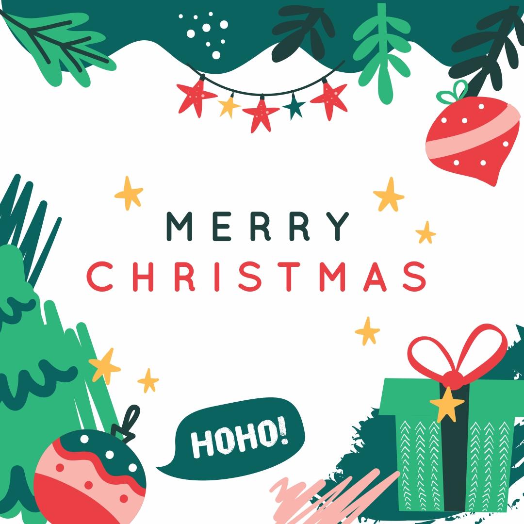 Modern Christmas Card Templates
