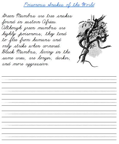 Number Names Worksheets practice cursive writing worksheets alphabet : Printable Cursive Writing Worksheets - K5 Worksheets