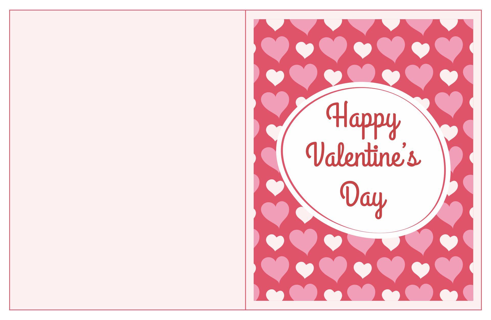 9 best images of my valentine free printable cards free printable valentine cards valentine39s for Printable photo card