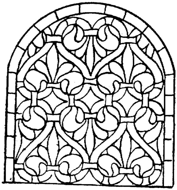 7 Images of Free Mosaic Patterns Coloring Pages Printable