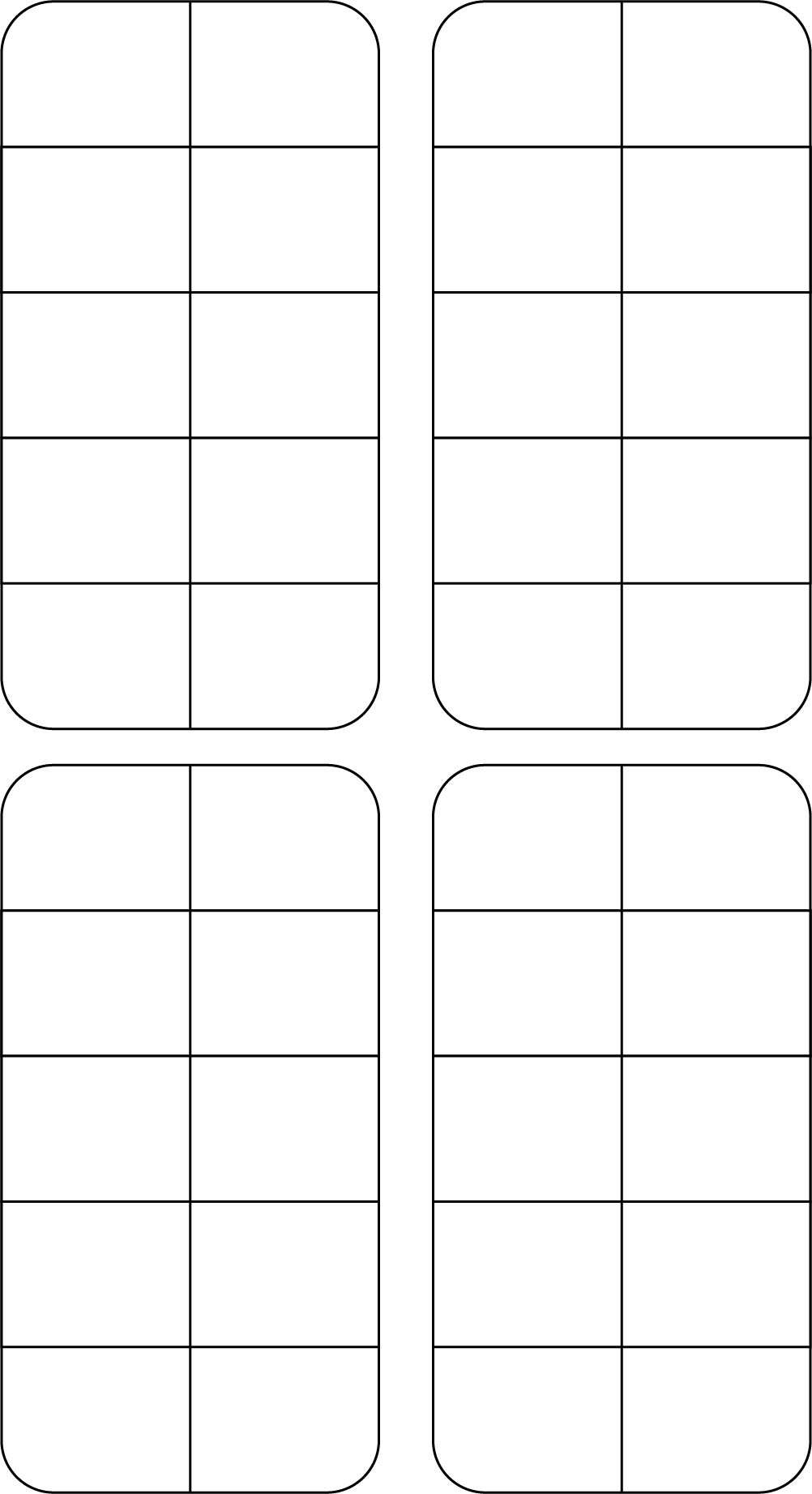 Post_blank Double Ten Frame Printable_317918 on Blank Ten Frame Template Printable